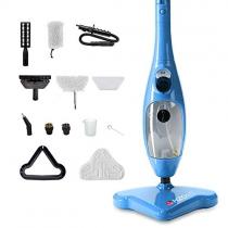 H2O MOP X5 Multi-purpose Steam Cleaner, Blue